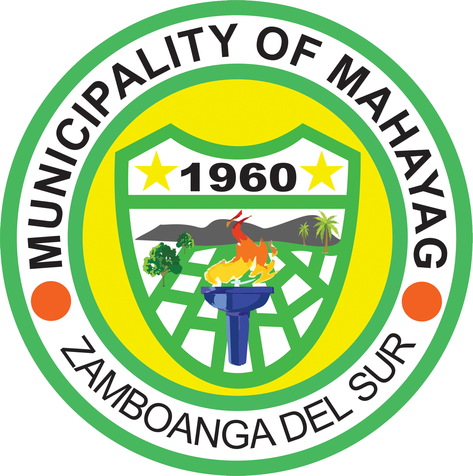 Local Government Unit of Mahayag Official Logo